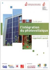 Guide intégration photovoltaïque